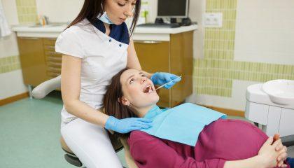 دندانپزشکی در دوران بارداری